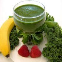 Зеленые коктейли — польза, рецепты