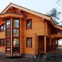 Дома из бруса клееного или профилированного: в чем разница?