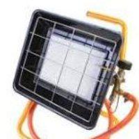 Инфракрасные газовые обогреватели для дачи — солнышко в доме